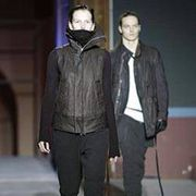 Rick Owens Fall 2003 Ready-to-Wear Collections 0001