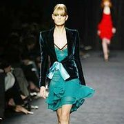 YSL Rive Gauche Fall 2003 Ready-to-Wear Collections 0001