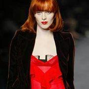 YSL Rive Gauche Fall 2003 Ready-to-Wear Detail 0001