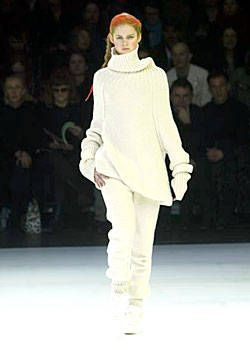 Y's Fall 2003 Ready-to-Wear Collections 0001
