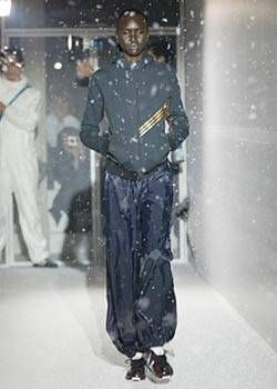 Y3 Fall 2003 Ready-to-Wear Collections 0001