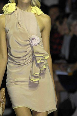 Blumarine Spring 2009 Ready-to-wear Detail - 001