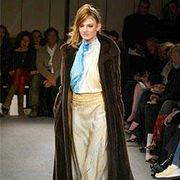 Zac Posen Fall 2003 Ready-to-Wear Collections 0001