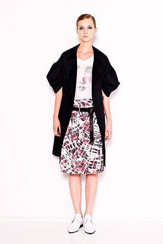 Hanii Y Spring 2009 Ready-to-wear Collections - 001