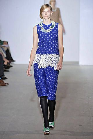 Marni Spring 2009 Ready-to-wear Collections - 001