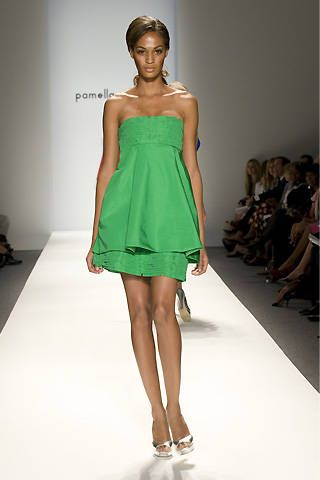 Pamella Roland Spring 2009 Ready-to-wear Collections - 003