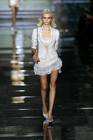 Roberto Cavalli Spring 2009 Ready-to-wear Collections - 001