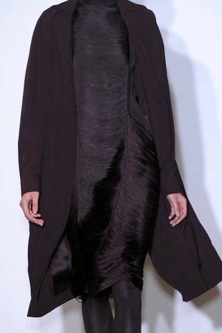 Jil Sander Spring 2009 Ready-to-wear Detail - 001