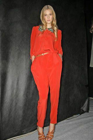 Etro Spring 2009 Ready&#45&#x3B;to&#45&#x3B;wear Backstage &#45&#x3B; 001
