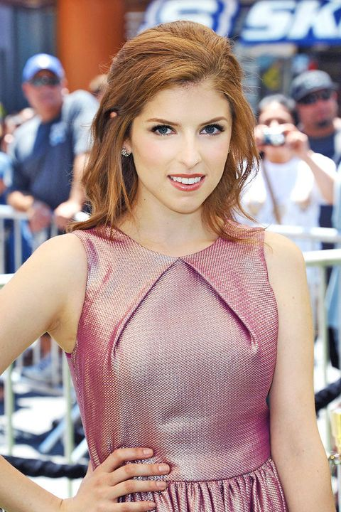 anna kendrick the look