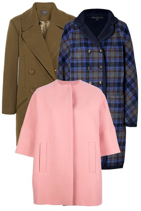 Clothing, Product, Dress shirt, Collar, Sleeve, Pattern, Textile, Coat, Outerwear, Pink,