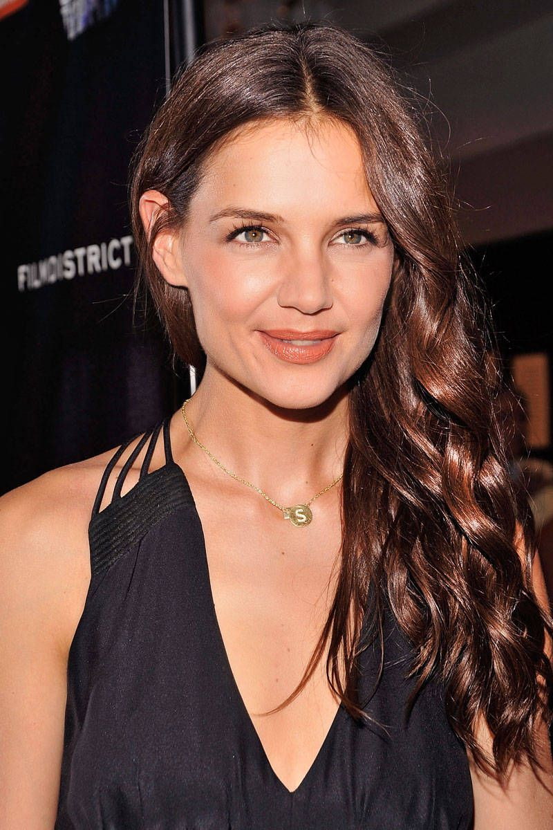 Katie Holmes Hair And Makeup Quotes Katie Holmes Favorite Beauty