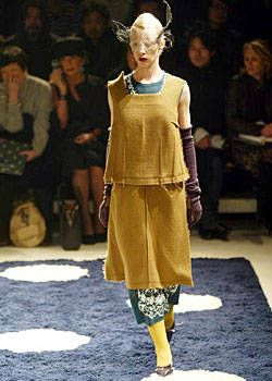 Undercover Fall 2003 Ready-to-Wear Collections 0001