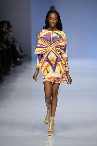 Pucci Spring 2009 Ready&#45&#x3B;to&#45&#x3B;wear Collections &#45&#x3B; 001