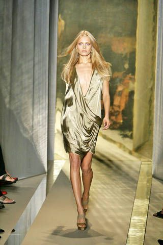 Donna Karan Spring 2009 Ready-to-wear Collections - 001