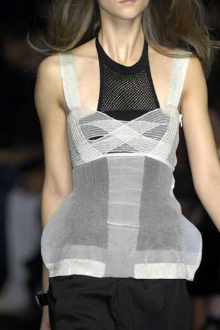 CNC Costume National Spring 2009 Ready-to-wear Detail - 001