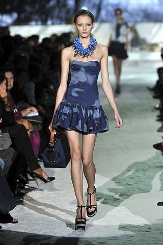 Just Cavalli Spring 2009 Ready-to-wear Collections - 001