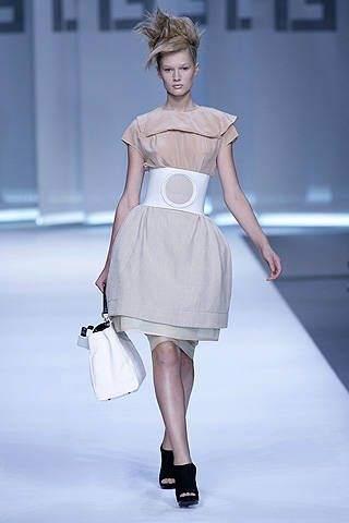 Fendi Spring 2009 Ready-to-wear Collections - 001