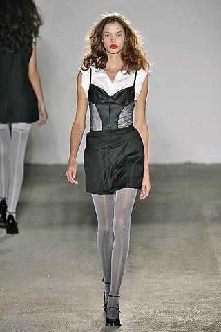 A.F. Vandevorst Spring 2009 Ready-to-wear Collections - 003