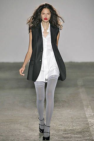 A.F. Vandevorst Spring 2009 Ready-to-wear Collections - 001