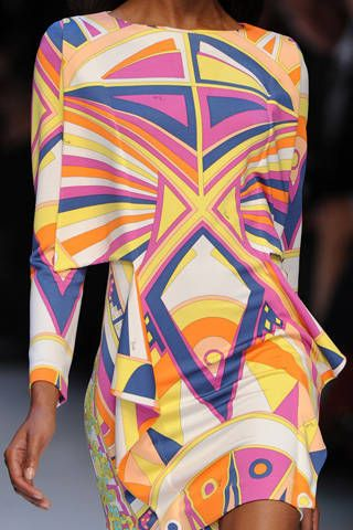 Pucci Spring 2009 Ready-to-wear Detail - 001