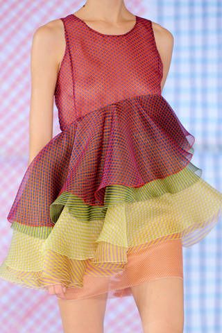 Pollini Spring 2009 Ready-to-wear Detail - 001