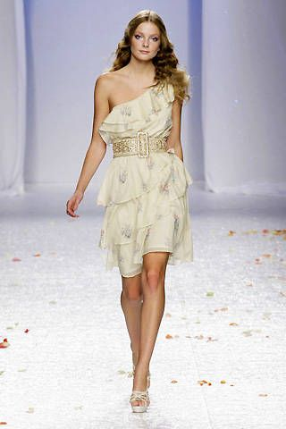 Luisa Beccaria Spring 2009 Ready-to-wear Collections - 001