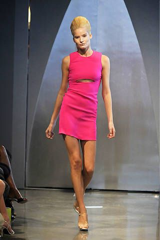 Cushnie et Ochs Spring 2009 Ready-to-wear Collections - 001