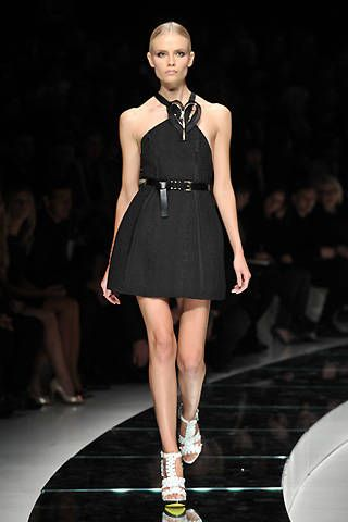 Versace Spring 2009 Ready&#45&#x3B;to&#45&#x3B;wear Collections &#45&#x3B; 001