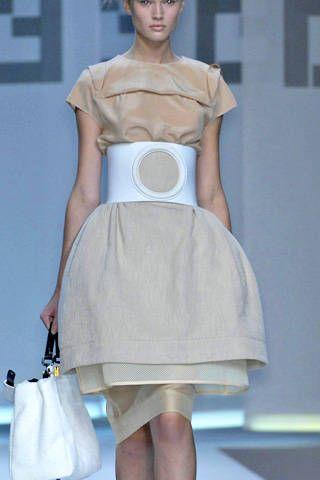 Fendi Spring 2009 Ready-to-wear Detail - 001