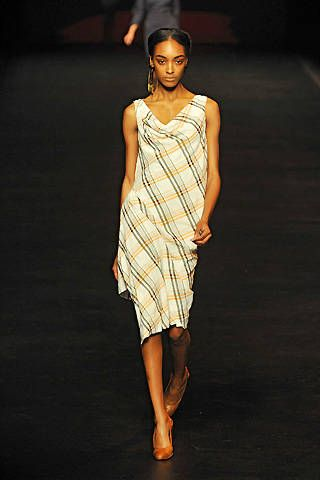 Vivienne Westwood Red Label Spring 2009 Ready-to-wear Collections - 001