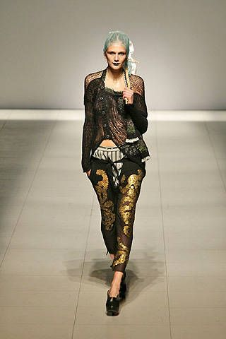 Vivienne Westwood Spring 2009 Ready-to-wear Collections - 001