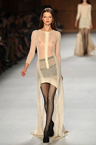 Nina Ricci Spring 2009 Ready-to-wear Collections - 001