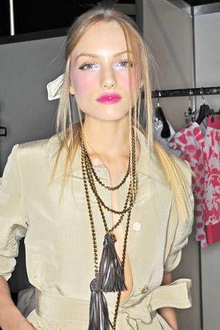 Blugirl Spring 2009 Ready-to-wear Backstage - 001