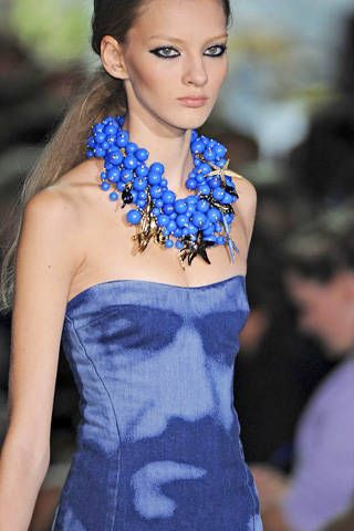 Just Cavalli Spring 2009 Ready&#45&#x3B;to&#45&#x3B;wear Detail &#45&#x3B; 001