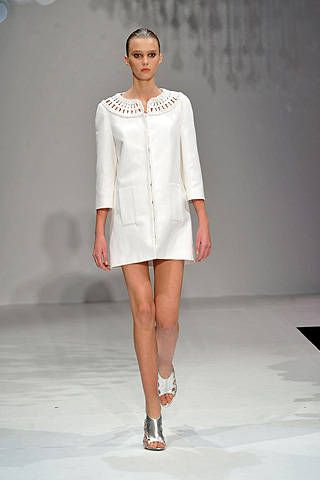 Andrew Gn Spring 2009 Ready-to-wear Collections - 001