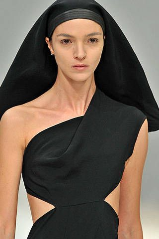 Rick Owens Spring 2009 Ready-to-wear Detail - 001