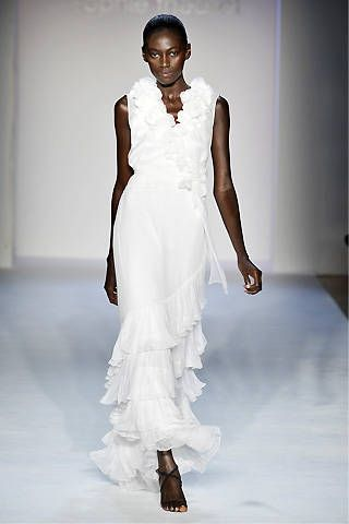 Sophie Theallet Spring 2009 Ready-to-wear Collections - 001