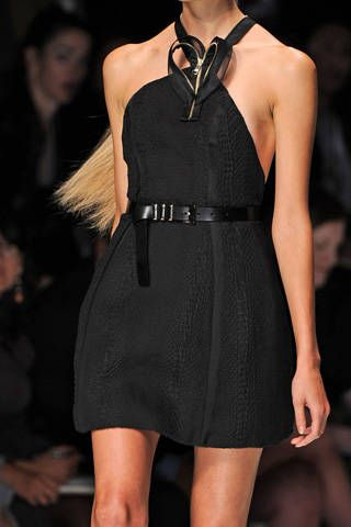 Versace Spring 2009 Ready-to-wear Detail - 001