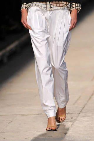 Dries Van Noten Spring 2009 Ready-to-wear Detail - 001