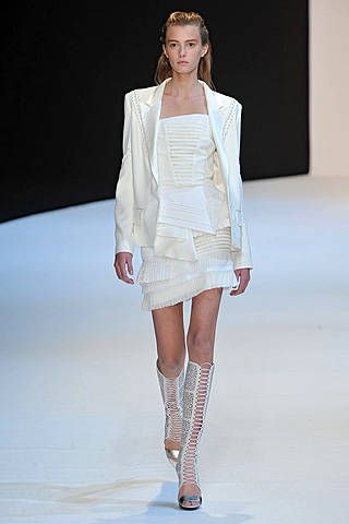 Barbara Bui Spring 2009 Ready&#45&#x3B;to&#45&#x3B;wear Collections &#45&#x3B; 001