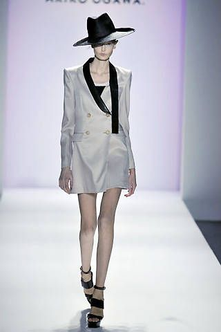 Akiko Ogawa Spring 2009 Ready&#45&#x3B;to&#45&#x3B;wear Collections &#45&#x3B; 001