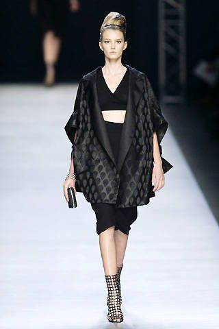 Yves Saint Laurent Spring 2009 Ready-to-wear Collections - 001