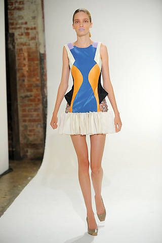 Julian Louie Spring 2009 Ready&#45&#x3B;to&#45&#x3B;wear Collections &#45&#x3B; 001