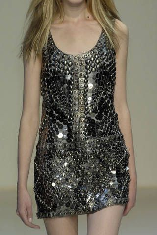 Collette Dinnigan Spring 2009 Ready-to-wear Detail - 001