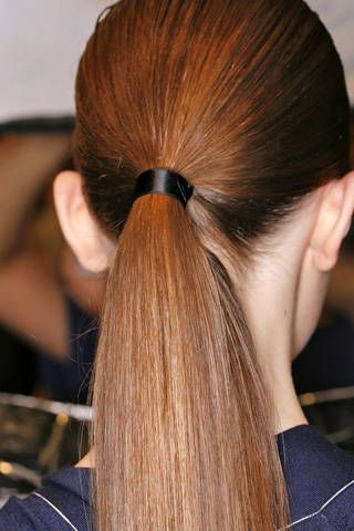 Andrew Gn Spring 2009 Ready-to-wear Backstage - 001