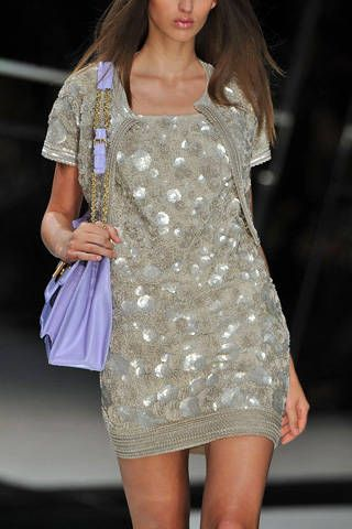 Elie Saab Spring 2009 Ready-to-wear Detail - 001