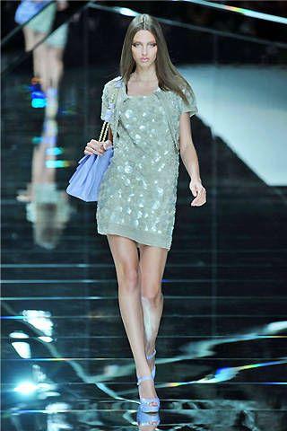 Elie Saab Spring 2009 Ready&#45&#x3B;to&#45&#x3B;wear Collections &#45&#x3B; 001