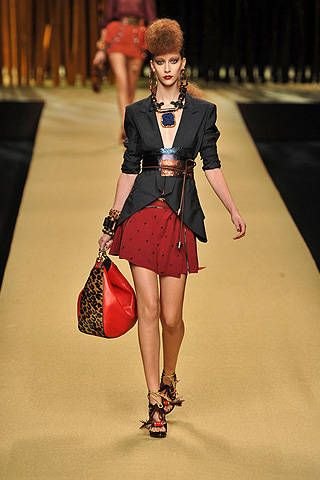 Louis Vuitton Spring 2009 Ready-to-wear Collections - 001