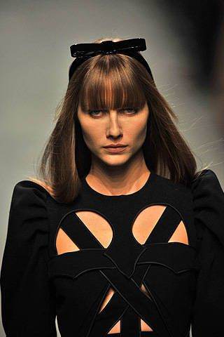 Givenchy Spring 2009 Ready-to-wear Detail - 001